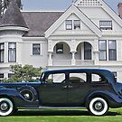 1940 Packard Limousine by DaveKoontz