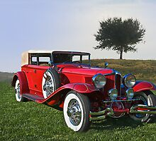 1931 Cord L29 Convertible Sedan by DaveKoontz