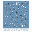 Slow Life Slow Ride by PaulHamon