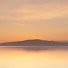Criffel Over The Solway by Brian Kerr