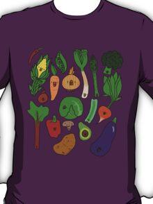 Happy Veggies T-Shirt