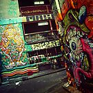 Hosier Lane by John Raptis
