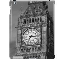 Big Ben 3 B&W iPad Case/Skin