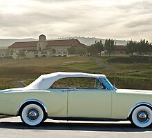 1953 Packard Convertible by DaveKoontz