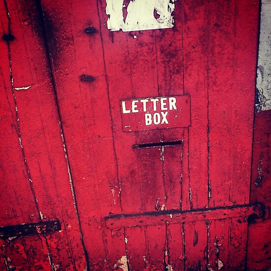 Letter Box by tropicalsamuelv