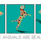 all the animal are beautiful  by mark ashkenazi