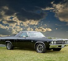 1969 Chevrolet El Camino SS396 by DaveKoontz