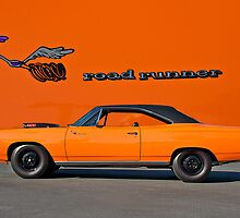 1969 Plymouth Road Runner by DaveKoontz