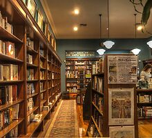 Imprints Bookshop, Adelaide by Dean Wiles