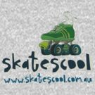 Skatescool Tee - Coloured by Skatescool