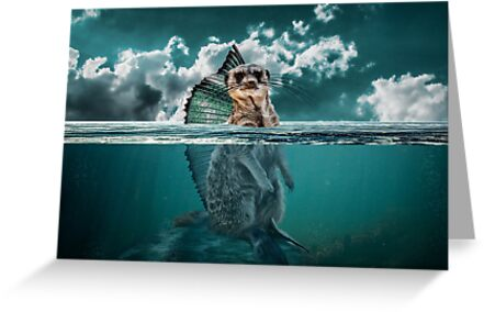 Meerkatfish by Randy Turnbow