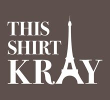 Kray - White by Greg Dressel