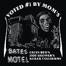 Bates Motel is my mom's choice by devildrexl