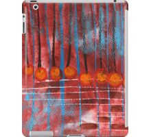 Hanging Flowers iPad Case/Skin