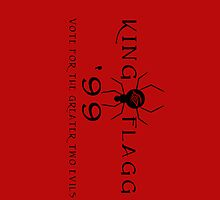 Dinh for Midworld - Crimson King & Randall Flagg 1999 by midorilotus