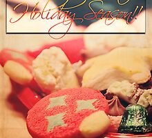 Sweet Christmas card by KBritt