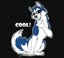 COOL - Husky Blue by tanidareal