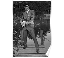 Deak as Buddy Holly Poster