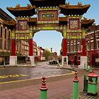 China Town, Liverpool by Mikhail31