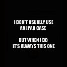 Ipad MEME Case by dgoring