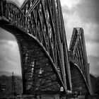 Forth Rail Bridge by Paul  Sloper