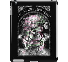 Mortality iPad Case/Skin