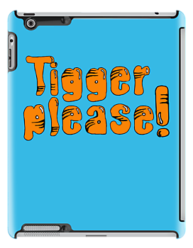 Tigger Please! by BattleTheGazz