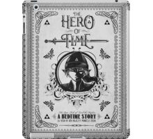 Legend of Zelda Link Hero of Time Geek Line Artly iPad Case/Skin