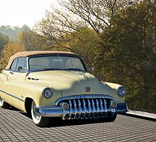 1950 Buick Convertible by DaveKoontz