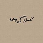 A Handwritten Reminder by kittenblaine