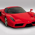 Ferrari Enzo   by DaveKoontz