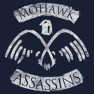Mohawk Assassins by omgitsjg