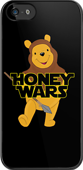 Honey Wars by rebeccaariel