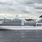 cruise ship by mrivserg
