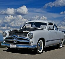 1949 Ford Coupe by DaveKoontz