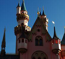 Aurora's Castle by cherrygirlme