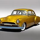 1950 Chevrolet Fleetline Custom by DaveKoontz