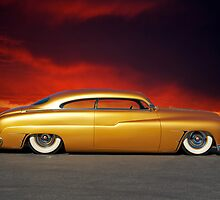 1950 Mercury Custom 4 by DaveKoontz