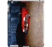 """""""Christine"""" from the mind of horror writer stephen King iPad Case/Skin"""
