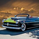 1951 Mercury Custom by DaveKoontz
