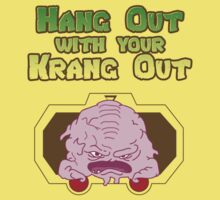 Hang out with your Krang out by WalnutSoap