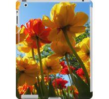 Tulips 8 iPad Case/Skin