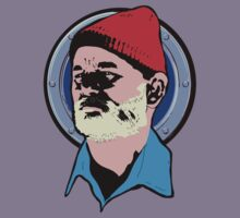 Bill Murray as Steve Zissou by Rich Anderson