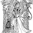 Freedom Angel by Kimberlee Traub