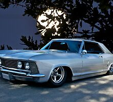 1963 Buick Riviera Custom (Moonlight Prowler) by DaveKoontz