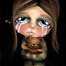 Sad Eyes by © Karin  Taylor