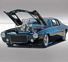 1970 Chevy Camaro Pro-Street by DaveKoontz
