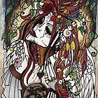 Mother Earth Angel by Kimberlee Traub