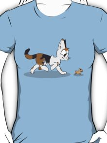A Game of Cat and Mouse T-Shirt