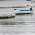 Tarbert Boats by gemmaeleanor